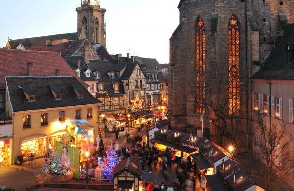 Weihnachten im Elsass – Colmar