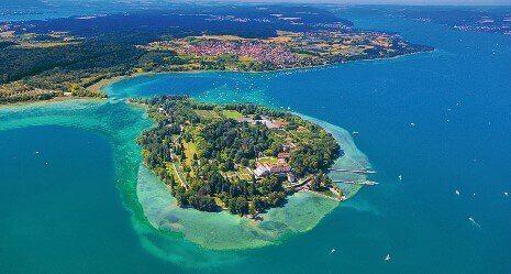 Insel Mainau mit Führung und Mittagessen