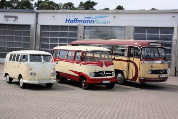 Oldtimer-Fahrten