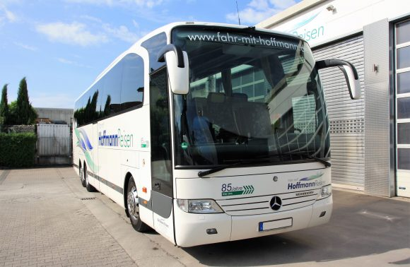 Mercedes Benz Travego 16 RHD