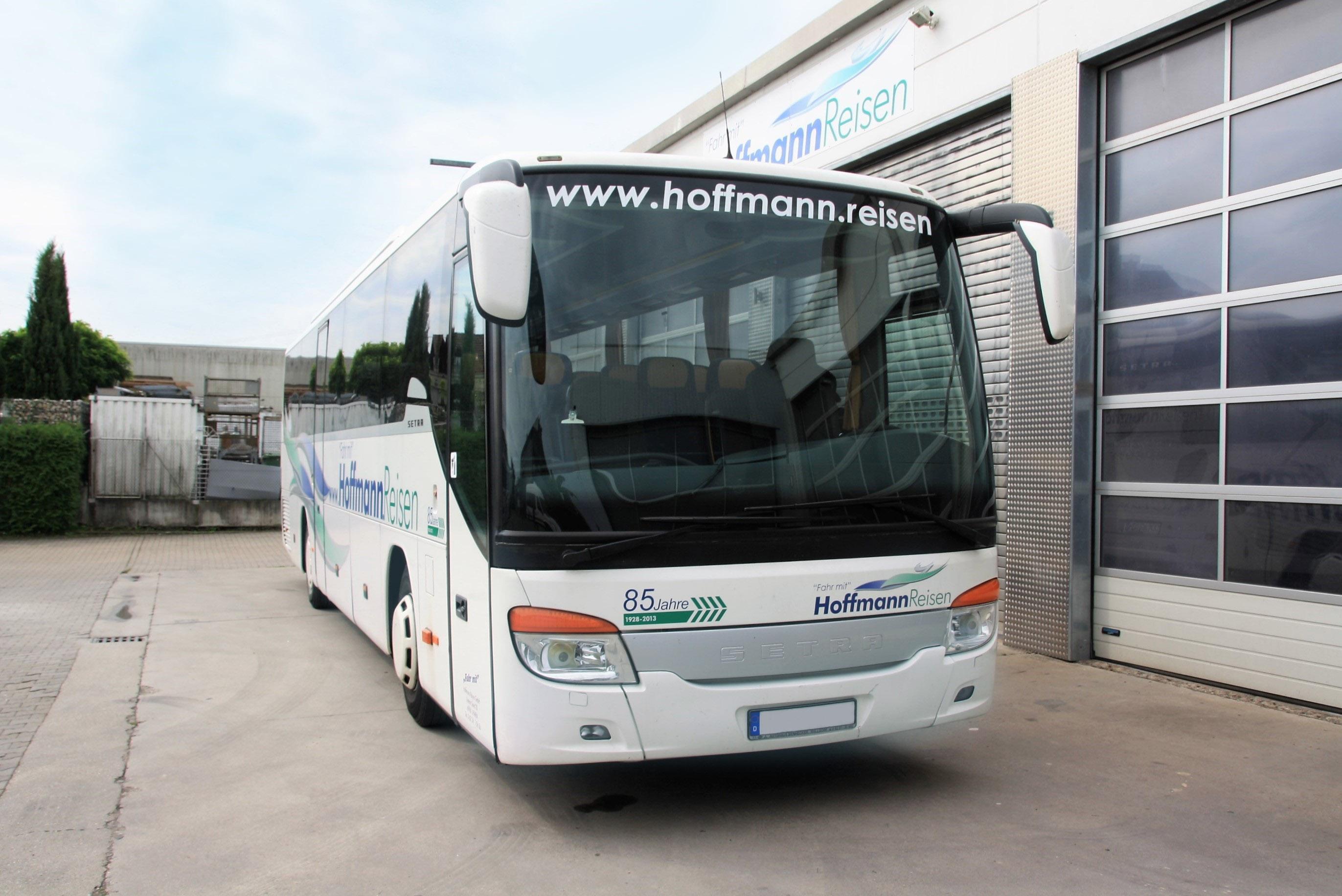 Setra 415 HR GT