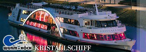 Musical Gala auf dem Kristallschiff