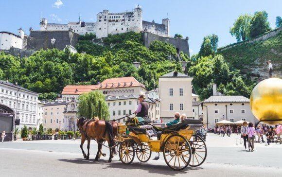 Muttertagsfahrt nach Bayern
